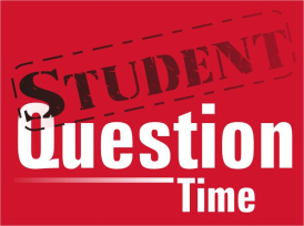 student-question-time